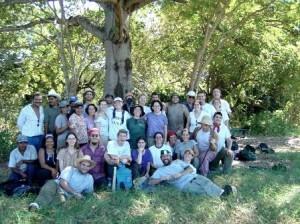 AJWS Rabbinical Student Delegation with Leibel Fein in El Salvador, 2004