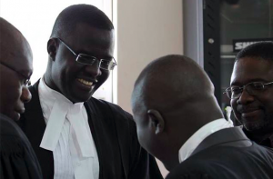 Nicholas Opiyo, AJWS grantee who helped overturn Uganda's Anti-Homosexuality Act