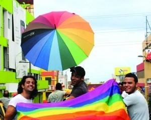 REVASA members celebrating LGBT Pride. Photo by REVASA