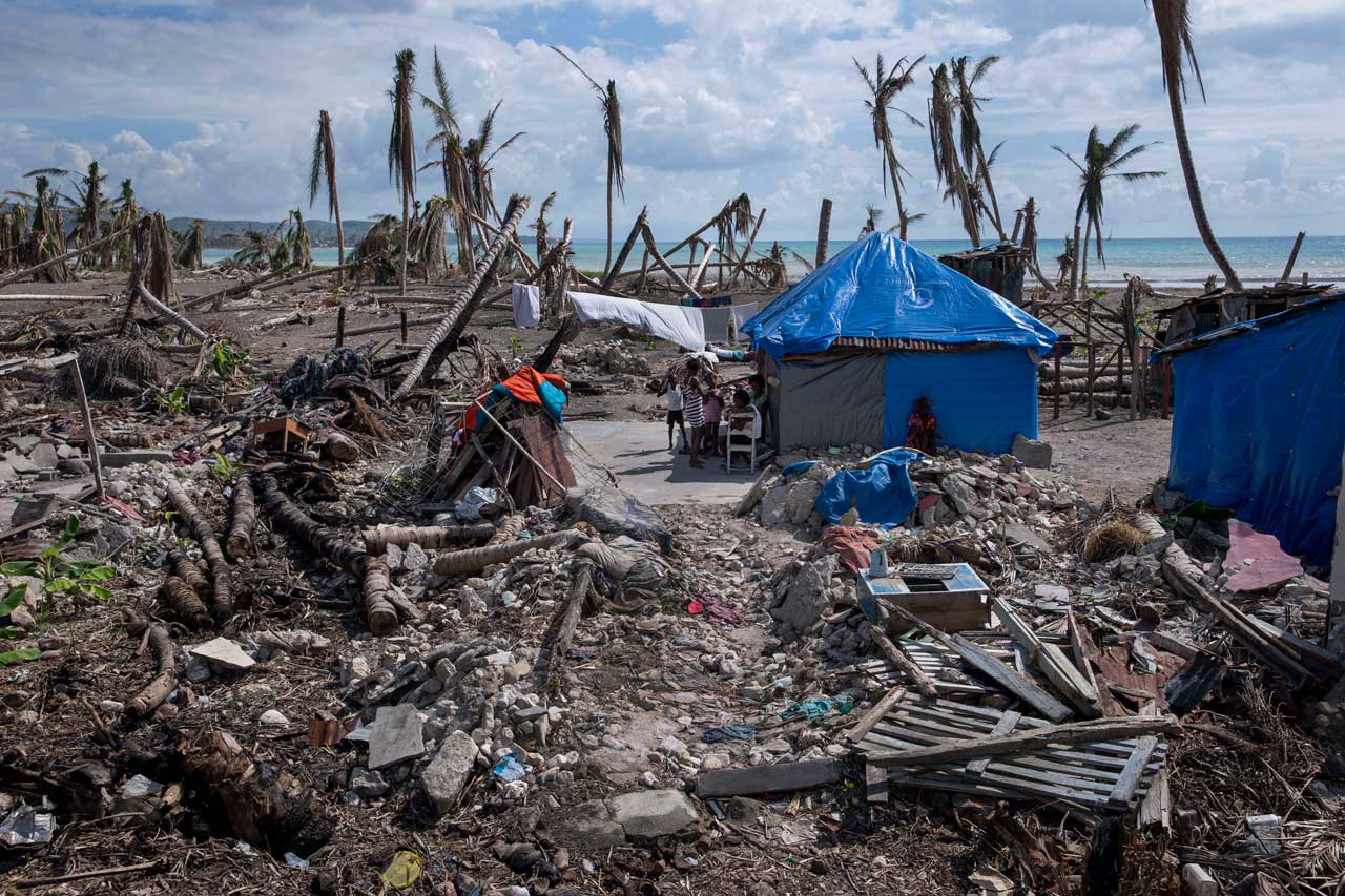 Haiti After Hurricane Matthew From Rubble To Recovery